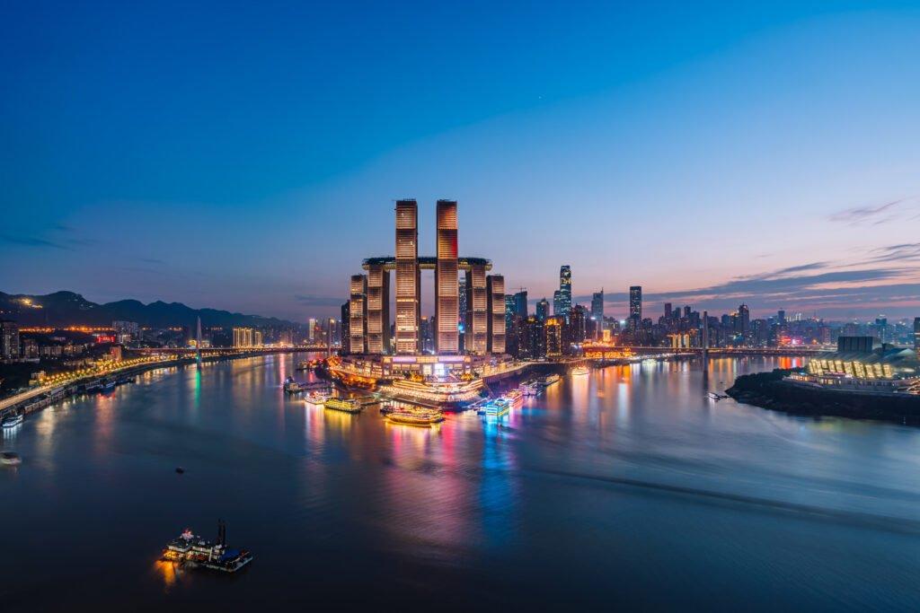 Ciudad de Raffles Chongqing