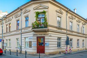 Cracovia-farmacia-águila