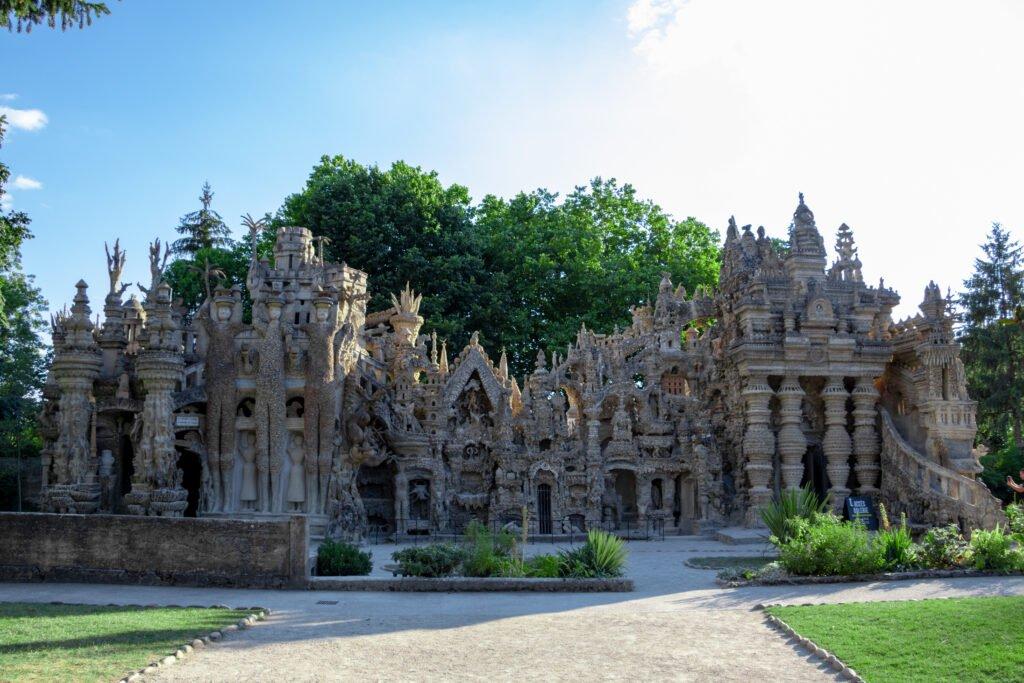 Insólito palacio del cartero Cheval