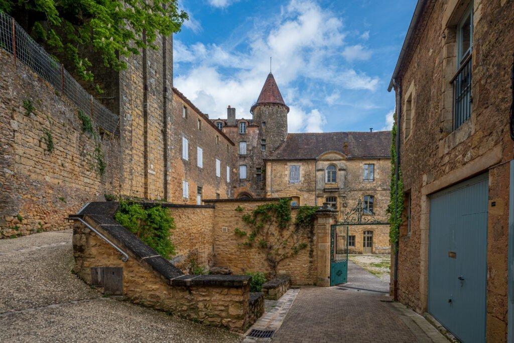 Belvès pueblo de la Dordoña