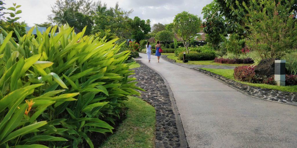 Four Seasons Resort Mauricio en Anahita
