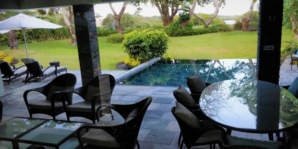 Alojamiento en el Four Seasons Mauritius