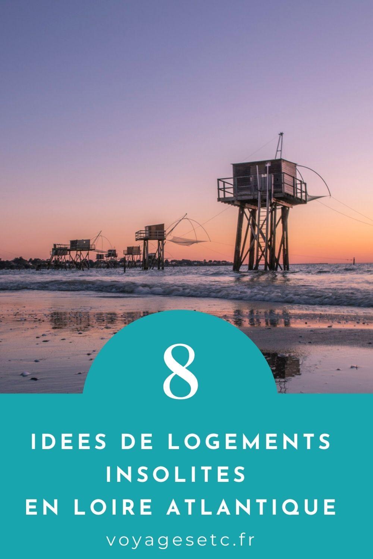 Ideas para fines de semana inusuales en el Loira Atlántico