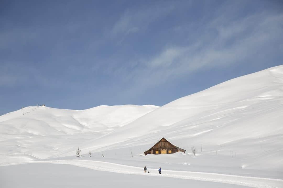 1614090889 187 4 paseos sin raquetas de nieve en La Toussuire y