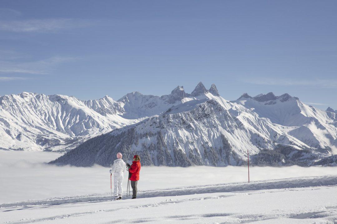 1614090889 282 4 paseos sin raquetas de nieve en La Toussuire y