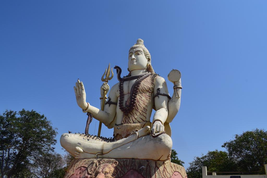 Templo Nageshvara Jyotirlinga cerca de Devbhoomi Dwarka