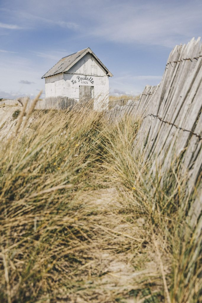 Cabaña de playa, Canale