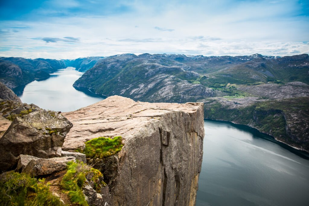 Púlpitos y Noruega