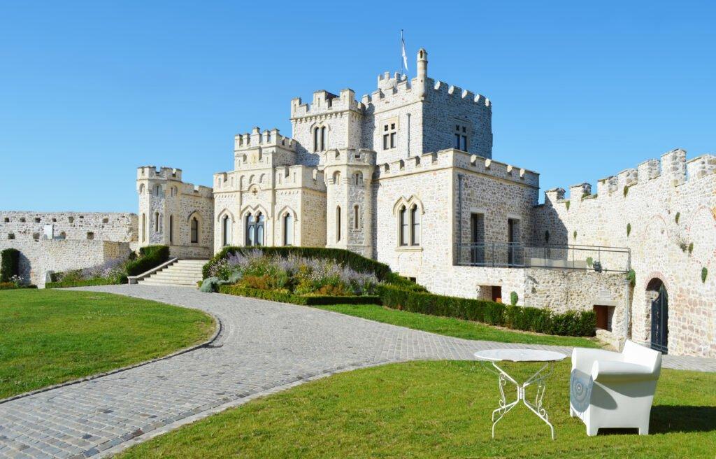 Castillo de Hardelot