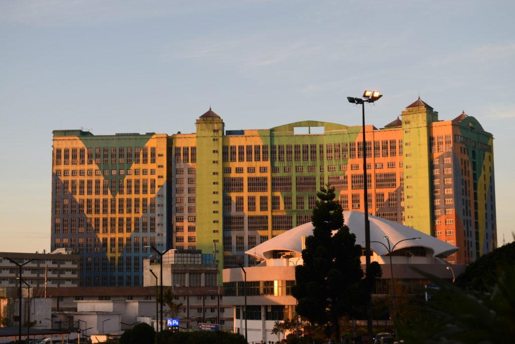 Hotel del primer mundo