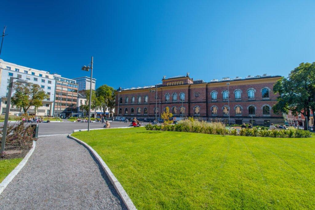 Galería Nacional para hacer en Oslo