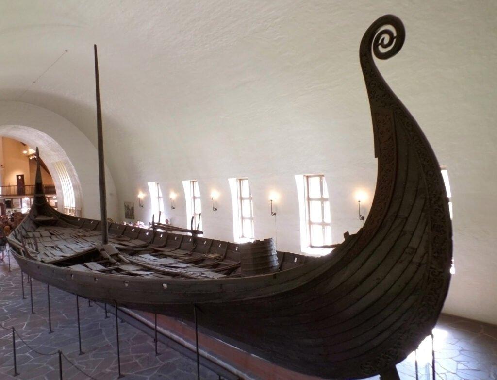 Museo vikingo en oslo