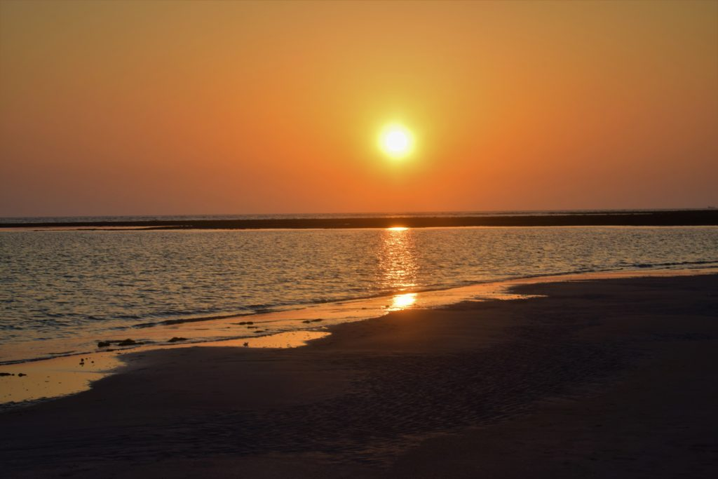 Playa de Shivrajpur Dwarka