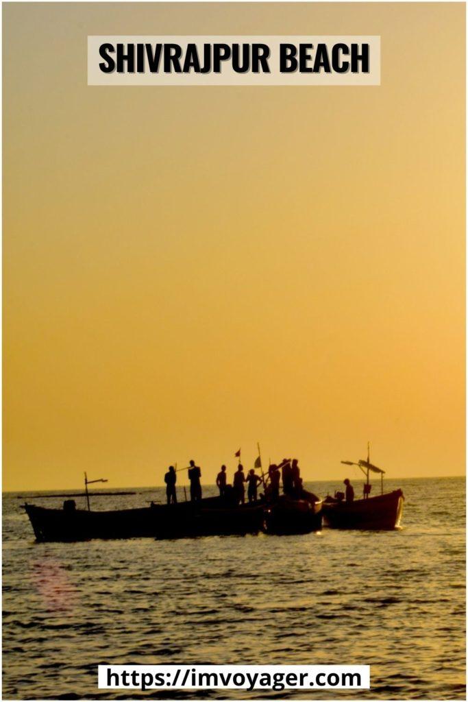 Playa de Shivrajpur, Gujarat