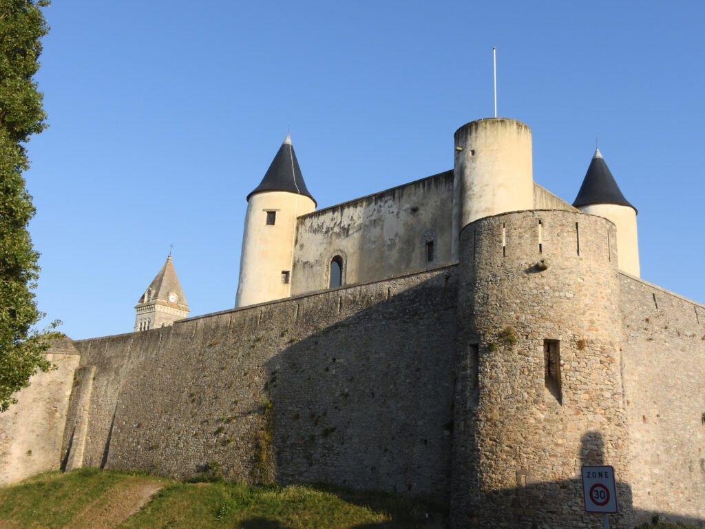Castillo de Noirmoutier