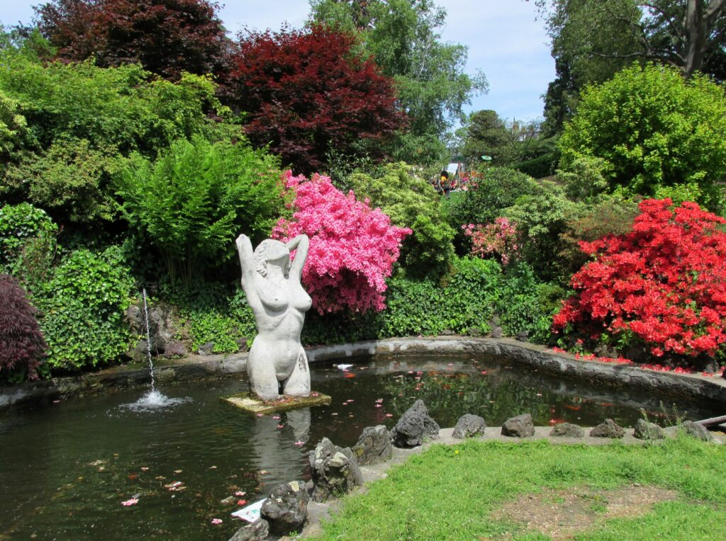 Jardin Lecoq en Clermont-Ferrand