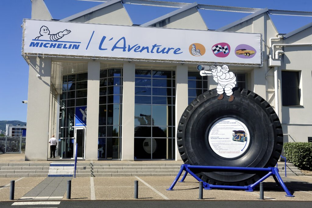 Museo Michelin en Clermont-Ferrand