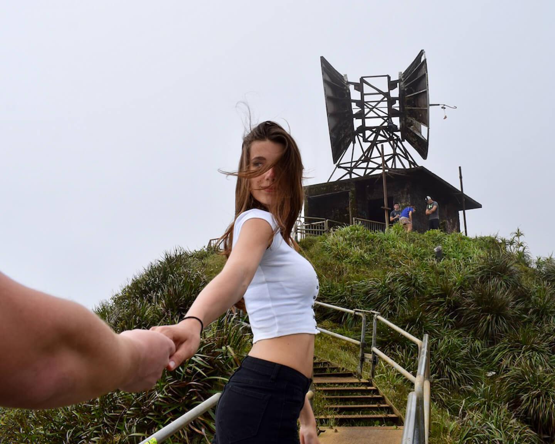 1615752505 885 Como subir las escaleras Haiku en Hawai