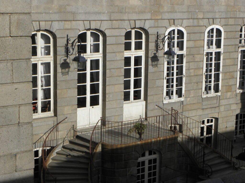 Residencia corsaria en Saint-Malo