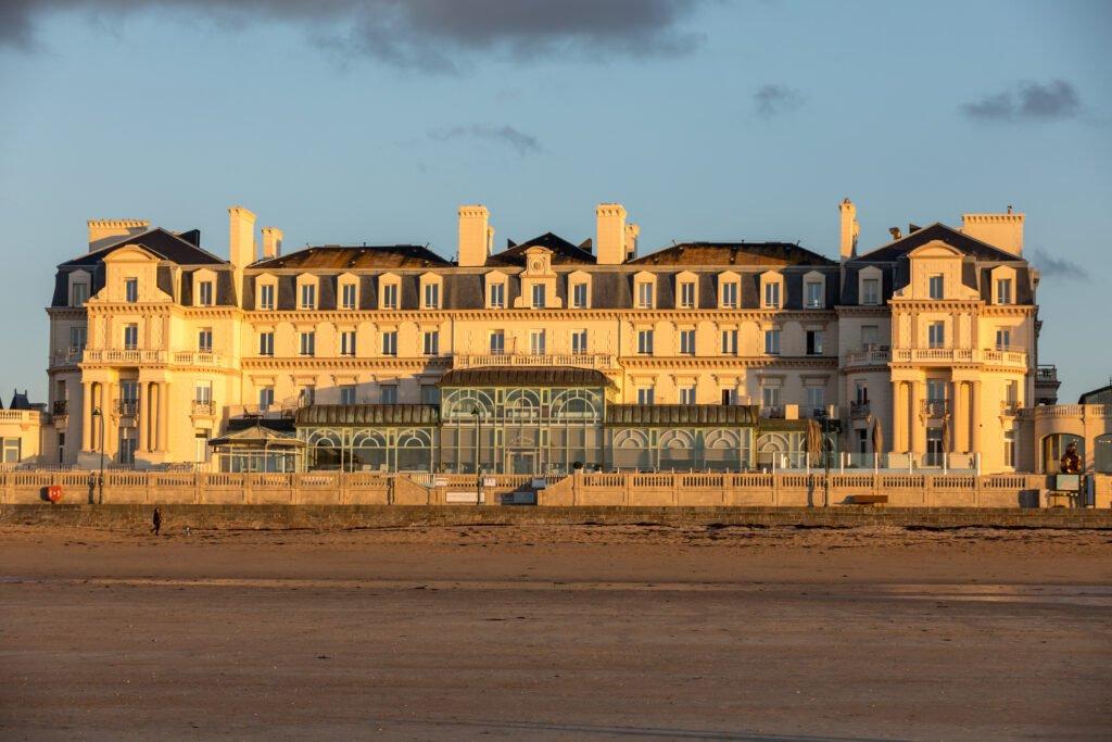 Baños termales marinos de Saint-Malo