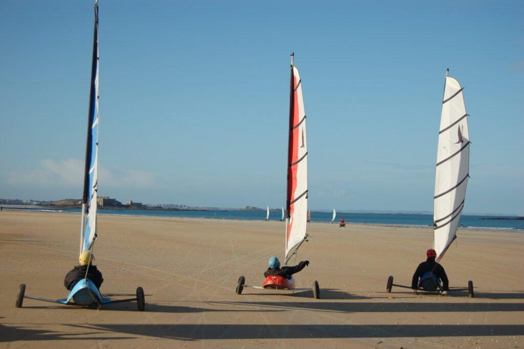 yates de arena para hacer en Saint-Malo