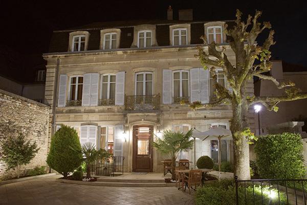 El hotel - Dónde dormir en Beaune