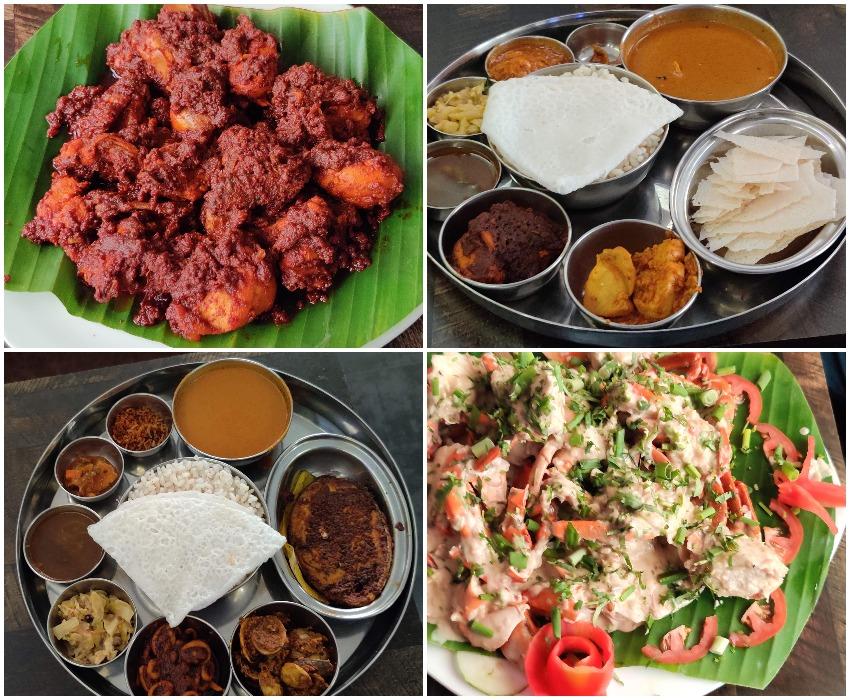 Descubriendo la cocina costera de Karnataka: comida no vegetariana en Shetty Lunch Home