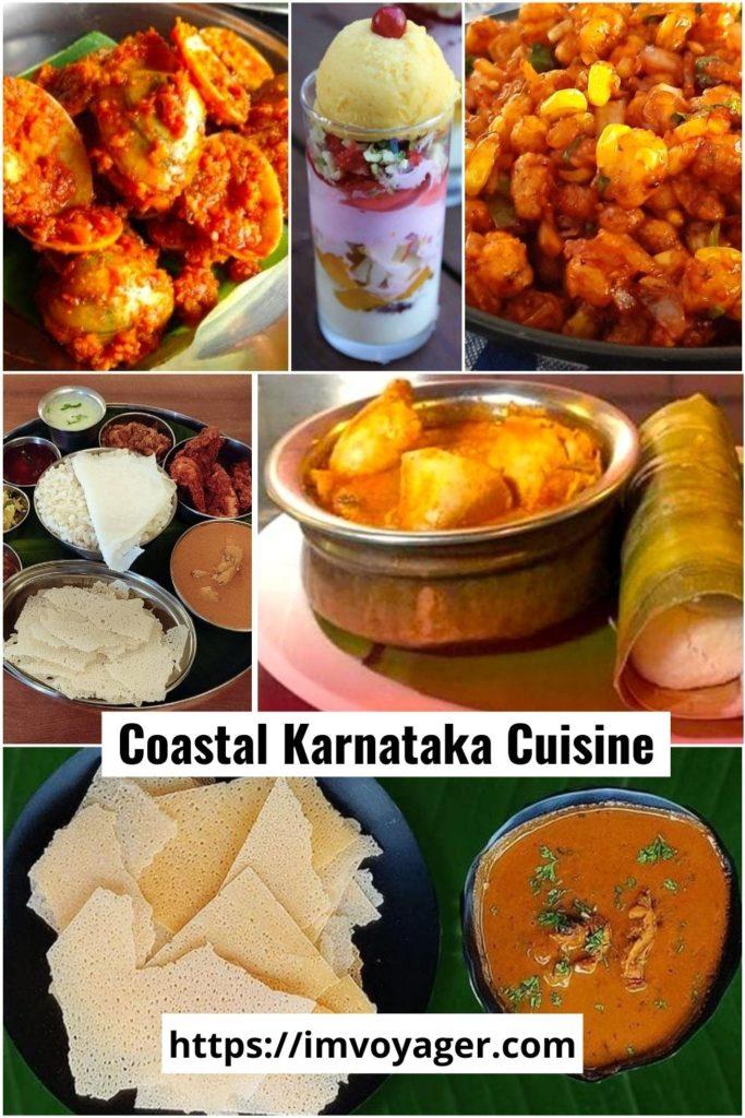 Cocina costera de Karnataka