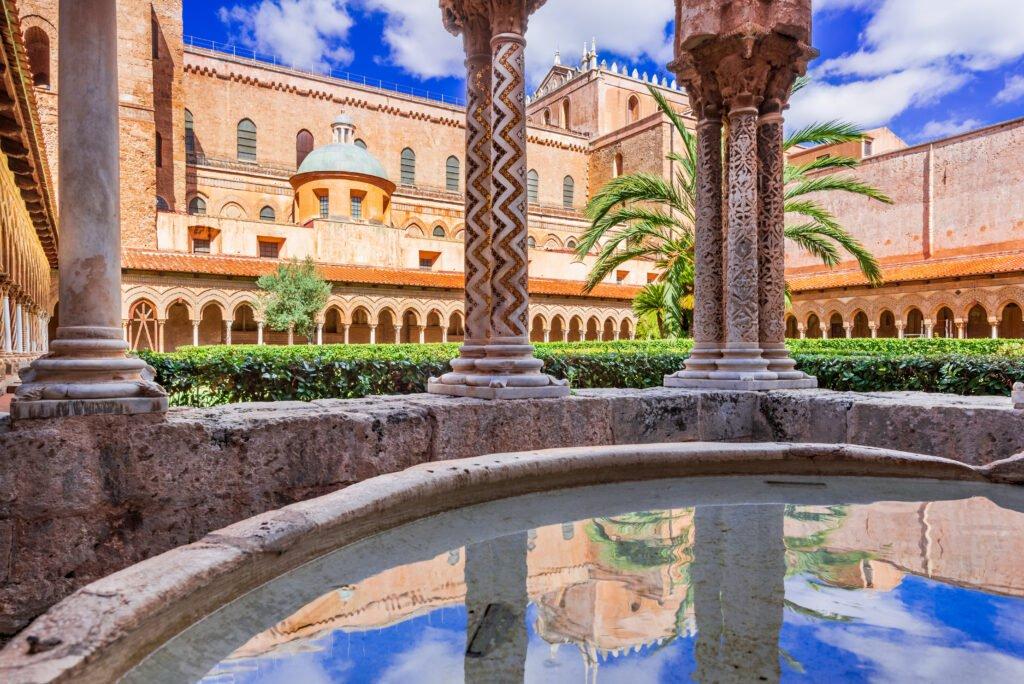 Catedral de Monreale Sicilia