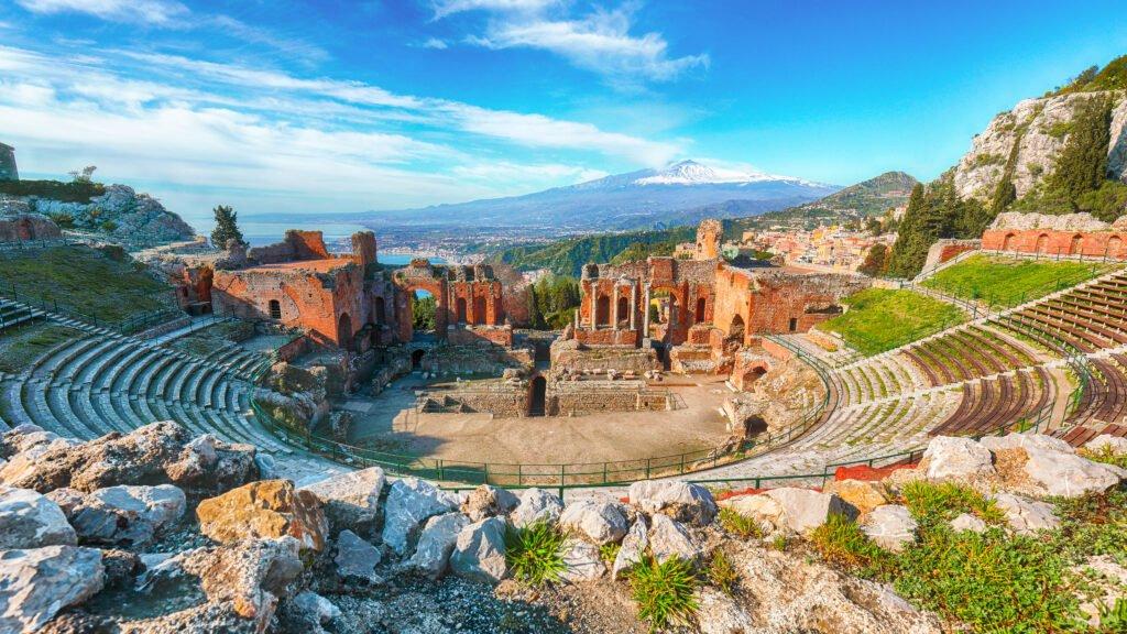 Taormina que hacer en Sicilia