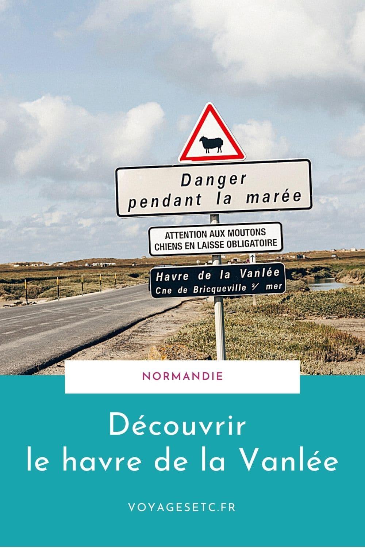 Le Havre de la Vanlée, un rincón del mundo entre dunas y prados salados