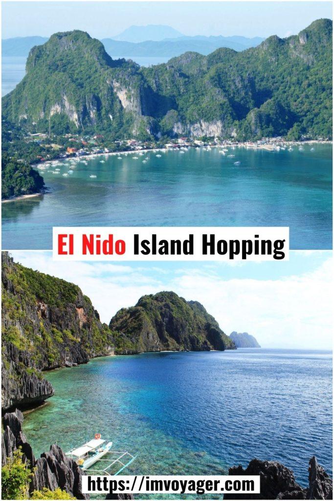 De isla en isla de El Nido