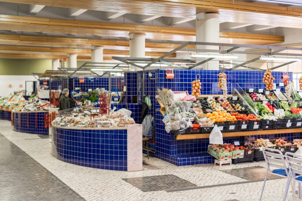 mercado en lagos
