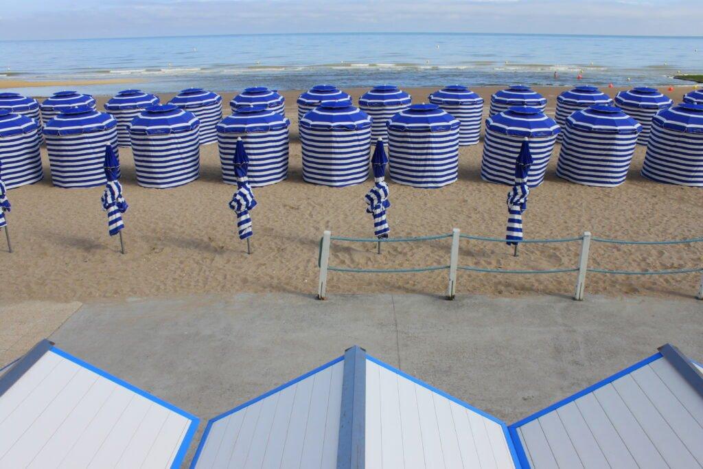 Playa de Cabourg