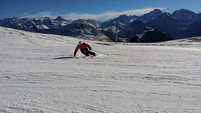 Vacaciones de esquí en Francia, Europa