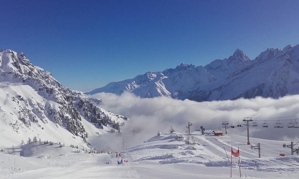 Esquí en Chamonix