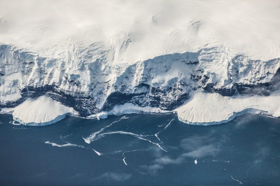 Como llegar a la Antartida