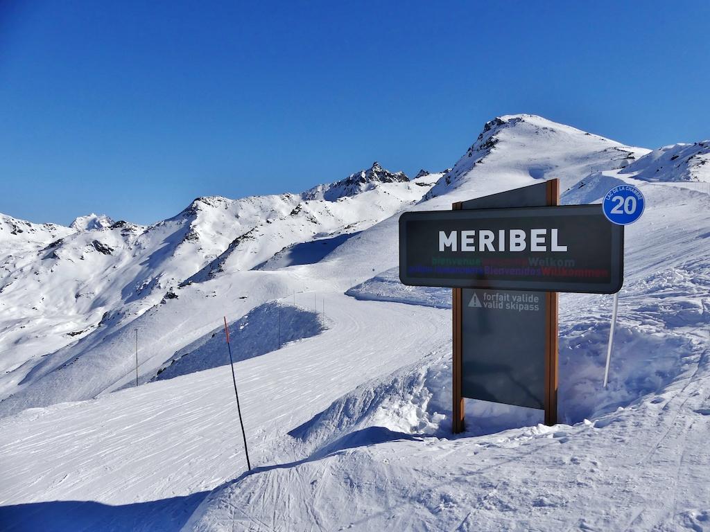 Meribel - Vacaciones de esquí en Francia