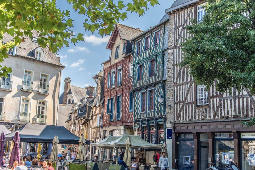 Rennes en Bretaña