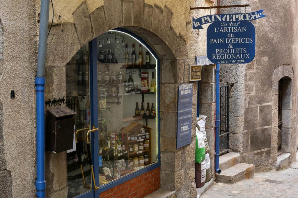 La Pain d'Epicerie Entrevaux Alpes de Haute Provence