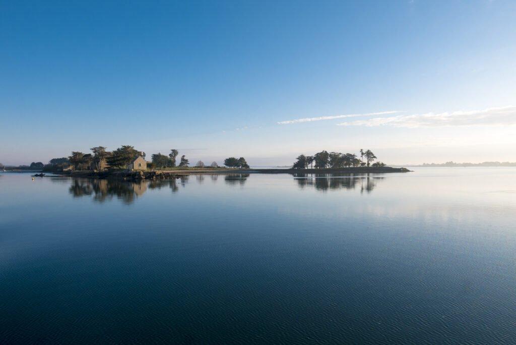 Ile d'Arz en Morbihan