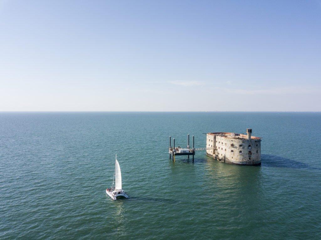 crucero a Fort Boyard