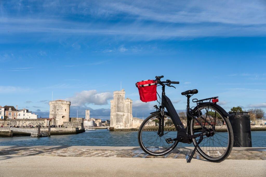 En bicicleta por La Rochelle