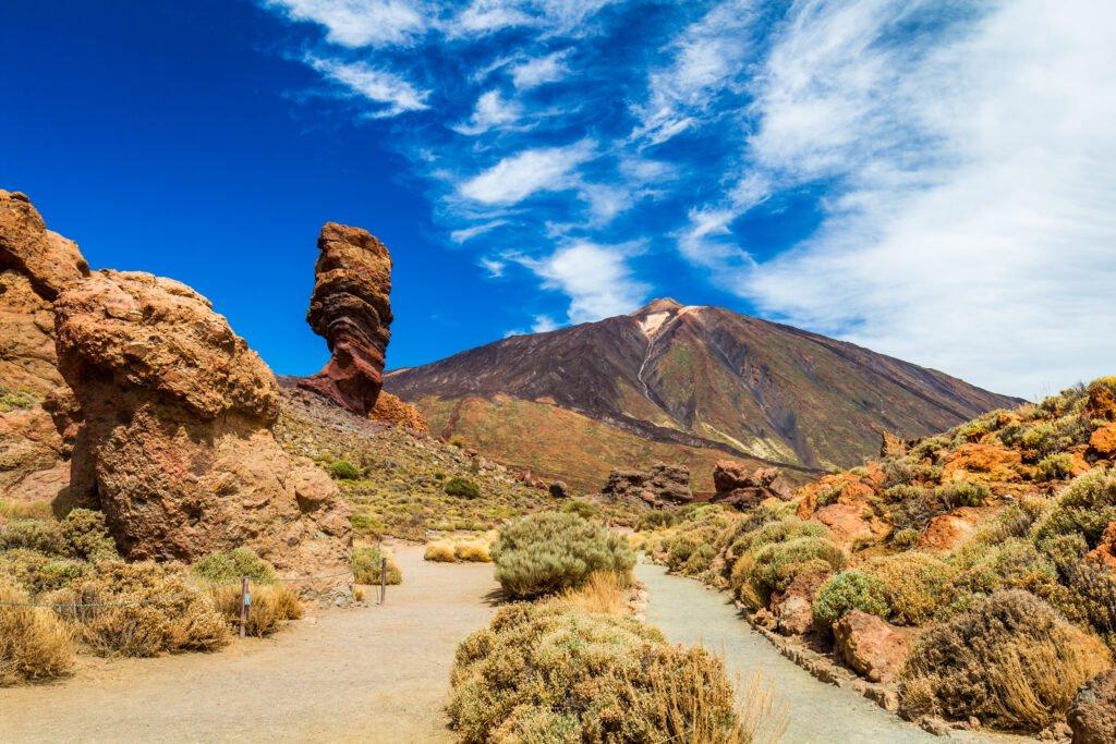 El Teide para hacer en Tenerife