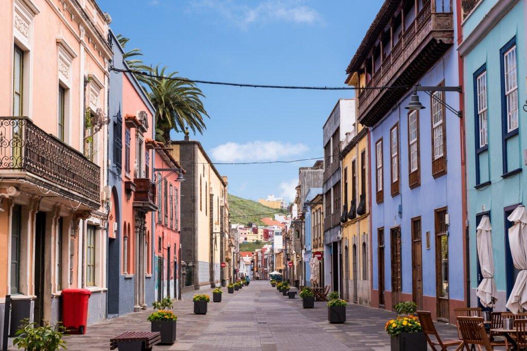 La laguna de Tenerife
