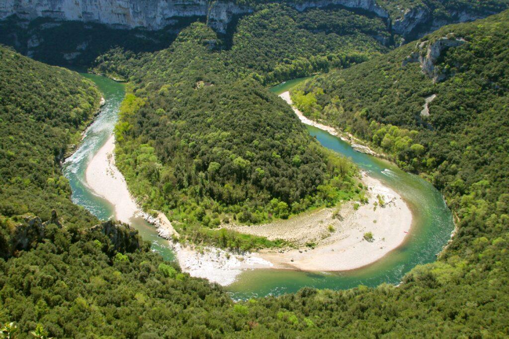Las gargantas del Ardèche