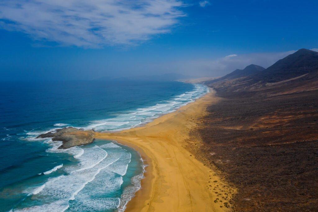Las dunas de Cofete