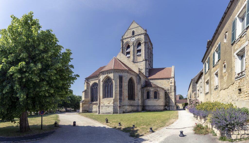 Iglesia de Notre-Dame-de-l'Assomption cerca de París