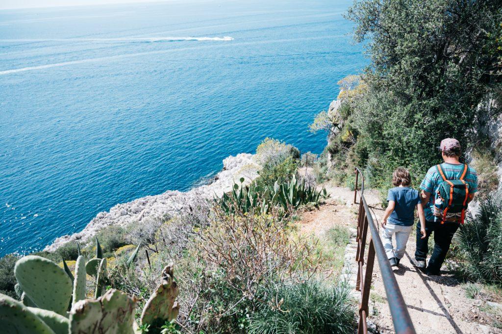 Excursión familiar en la Riviera francesa