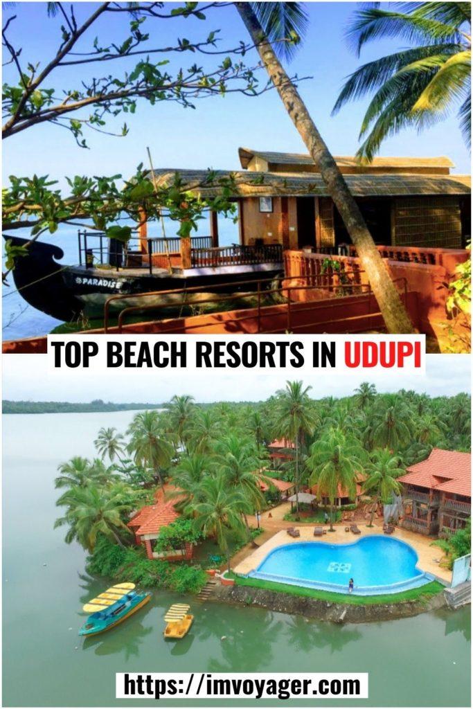 Los mejores resorts de playa en Udupi